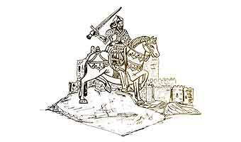 средневековый праздник consuegra