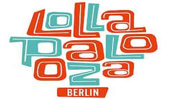 Lollapalooza Berlin 8 - 9 September 2018