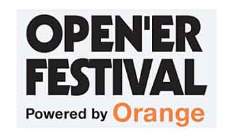 Open'er Festival in Gdynia, Poland. 3 – 6 July 2019