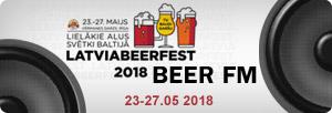festival de la cerveza de Letonia