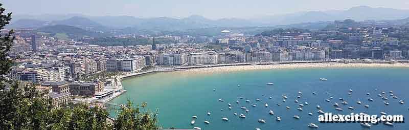 San Sebastian Espagne