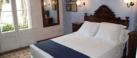 hotel střední renaixenca sitges