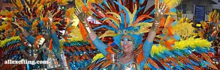 sedí karneval