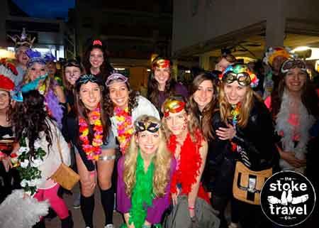Reisen Reisen Sitges Karneval