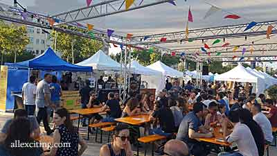 beer festival in barcelona