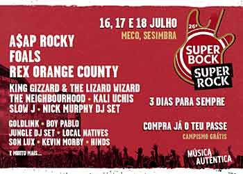 super bock super rock 2020