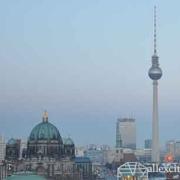 Телебашня Берлин - Фернсехтурм