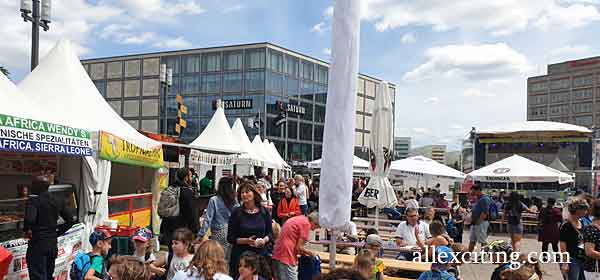 Kenako Afrika Festival in Berlin