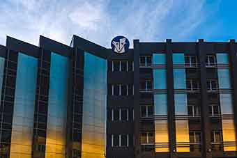 Hotel Vojodina i Zrenjanin