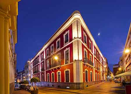 코르도바의 호텔