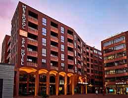 Центральный отель в Таллине