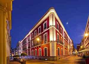 dobry hotel w Kordobie, Hiszpania