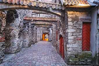 Tallinn, Estonija