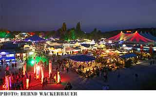 "Tollwood Summer Festival in Munich ""Culture for all"" 24 June–19 July 2020"