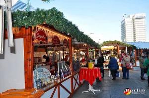 marché de Noël alexanderplatz