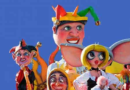 carnaval à Nice