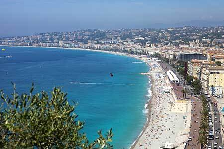 Nice City ve Francii
