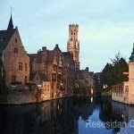 Bruges Brugge Belgija