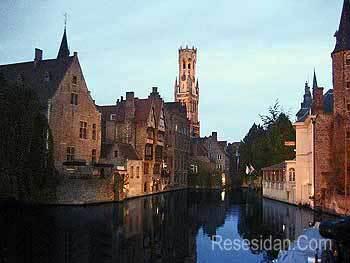 Bruges Brugge Belgio