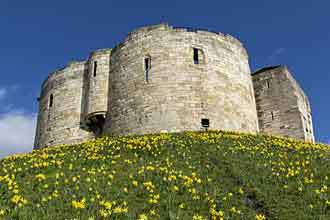 Cliffords Tower i York