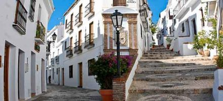 Frigiliana, Spain – The charming white village in Andalusia