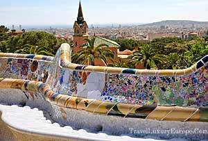 Discover the charming city Barcelona in Catalunia, Spain