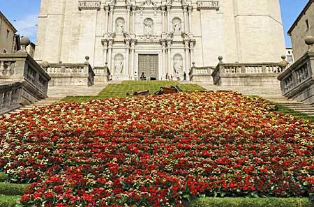 Girona Flower Festival – Temps de Flors 8 – 16 May 2021