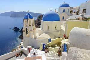 Romantic and Beautiful Santorini