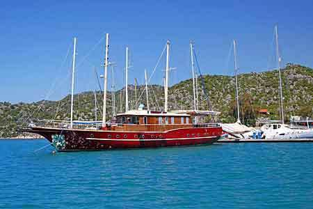 turkish blue cruise