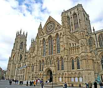 catedral de york minster em york