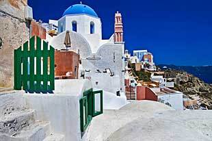 Greece – Beautiful islands and ancient history