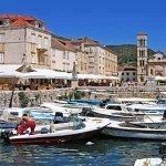 Hvar Island, Kroatien