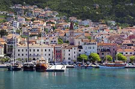 Miasto Makarska - serce Riwiery