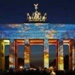 빛 베를린 (Berlin)의 축제