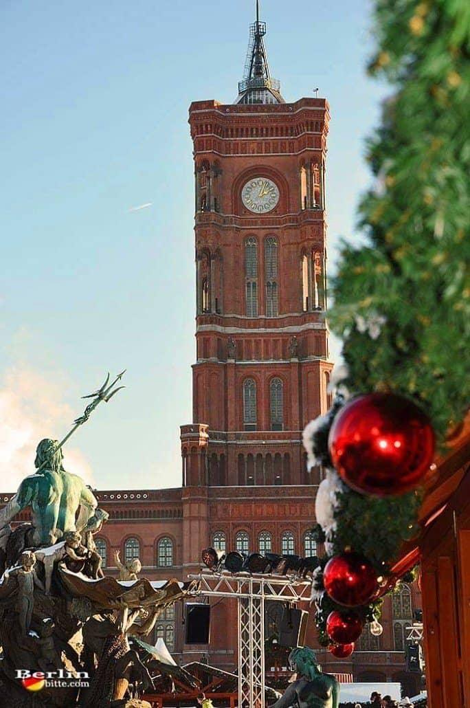 berlin karácsonyi egyetlen