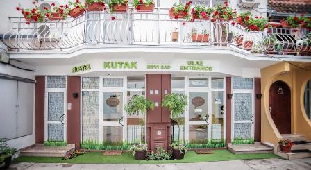 kutak, Novi Sad