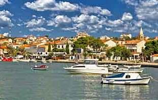 Wyspa Pag Chorwacja