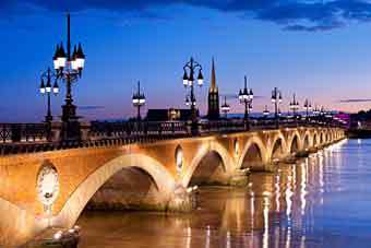 Bordeaux, the French wine capital
