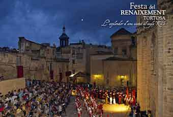 Фестиваль Тортоса Ренесанс