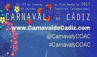 Carnival in Cadiz, Spain, 11 – 22 February 2021