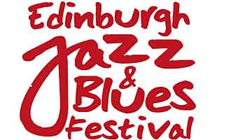 Edinburgh Jazz festival och Blues