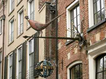 Charles Dickens Festival in Deventer, Nederland. 19-20 december 2020