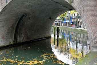 Utrecht-grachten