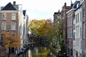 Utrecht-kanalen
