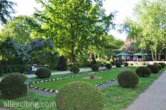 Tiergarten di Berlino