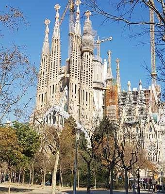 Sagada Familia Barcelona