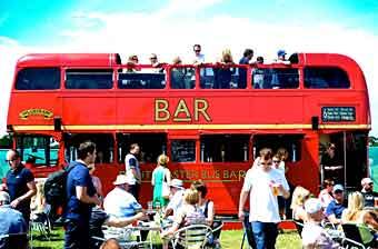 festival de comida Brighton
