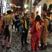 cologne carnival street party