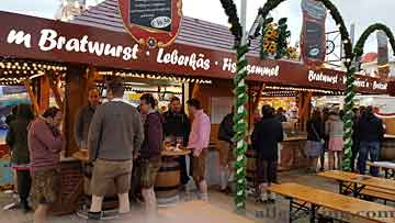 Frühlingsfest springfestival Mnichov
