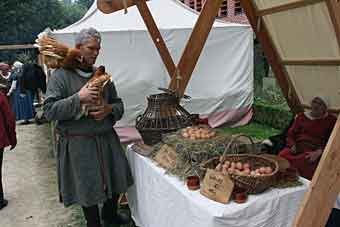 średniowieczny festiwal